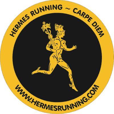 Hermes Running's logo