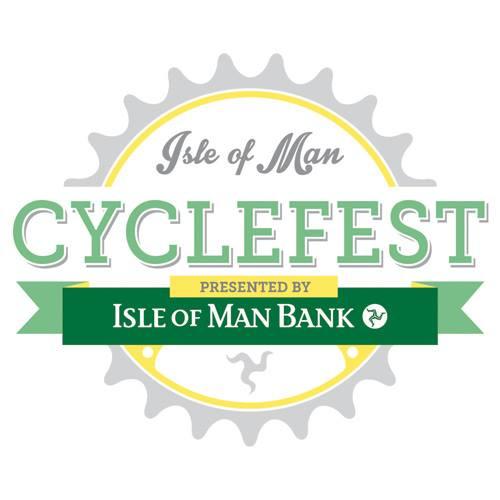 Isle of Man Cyclefest's logo