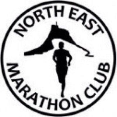 North East Marathon Club's logo