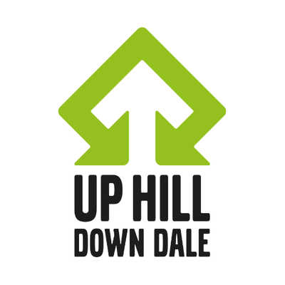 Up Hill Down Dale's logo
