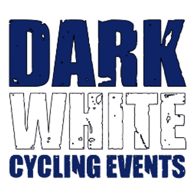 Dark and White Cycling's logo