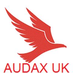 Audax UK's logo