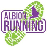 Albion Running's logo