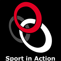 Sports in Action's logo