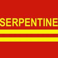 Serpentine Running Club's logo