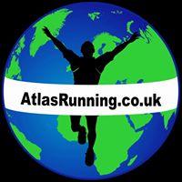 Atlas Running's logo