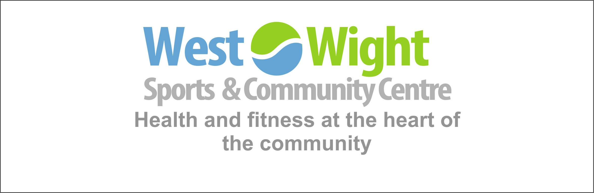 West Wight Sports and Community Centre's logo