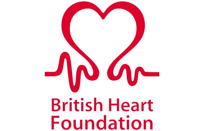 British Heart Foundation's logo
