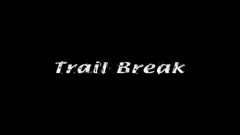 Trail Break's logo
