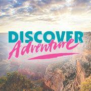 Discover Adventure's logo