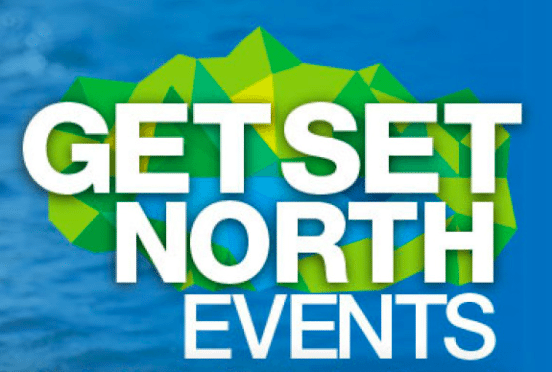 Get Set North's logo