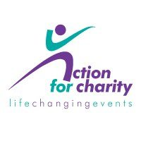 Action for Charity's logo