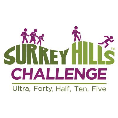 Surrey Hills Challenge's logo