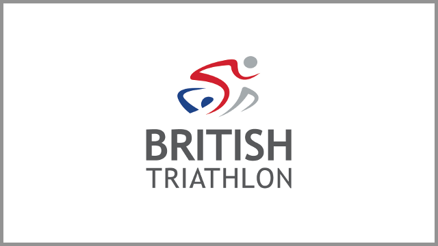 British Triathlon's logo