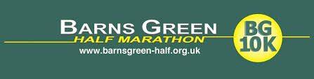 Barns Green Half Marathon's logo