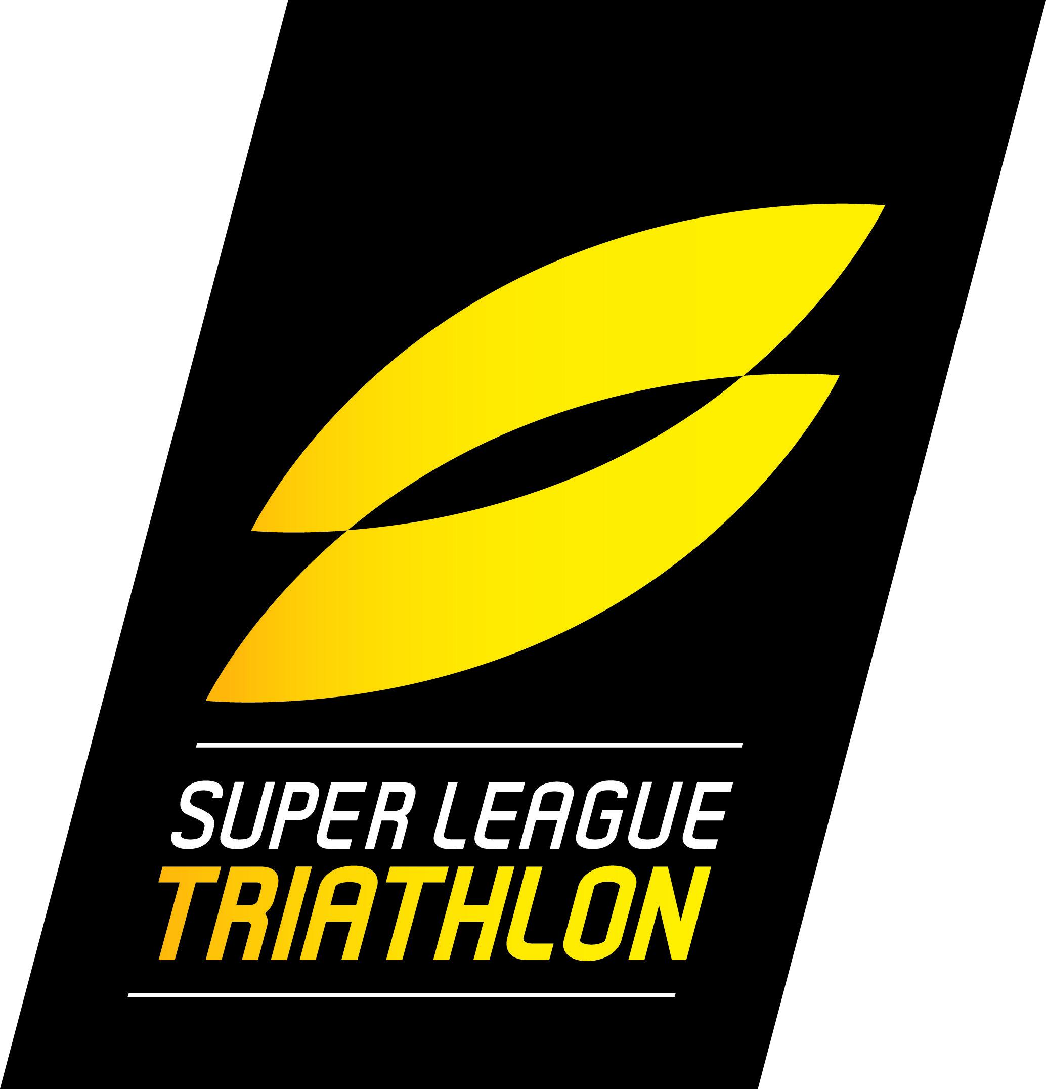Super League Triathlon's logo