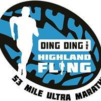 Highland Fling Race's logo