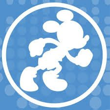 Run Disney's logo