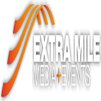 Extra Mile Media + Events's logo