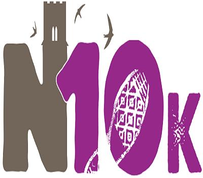 Northleach Run's logo
