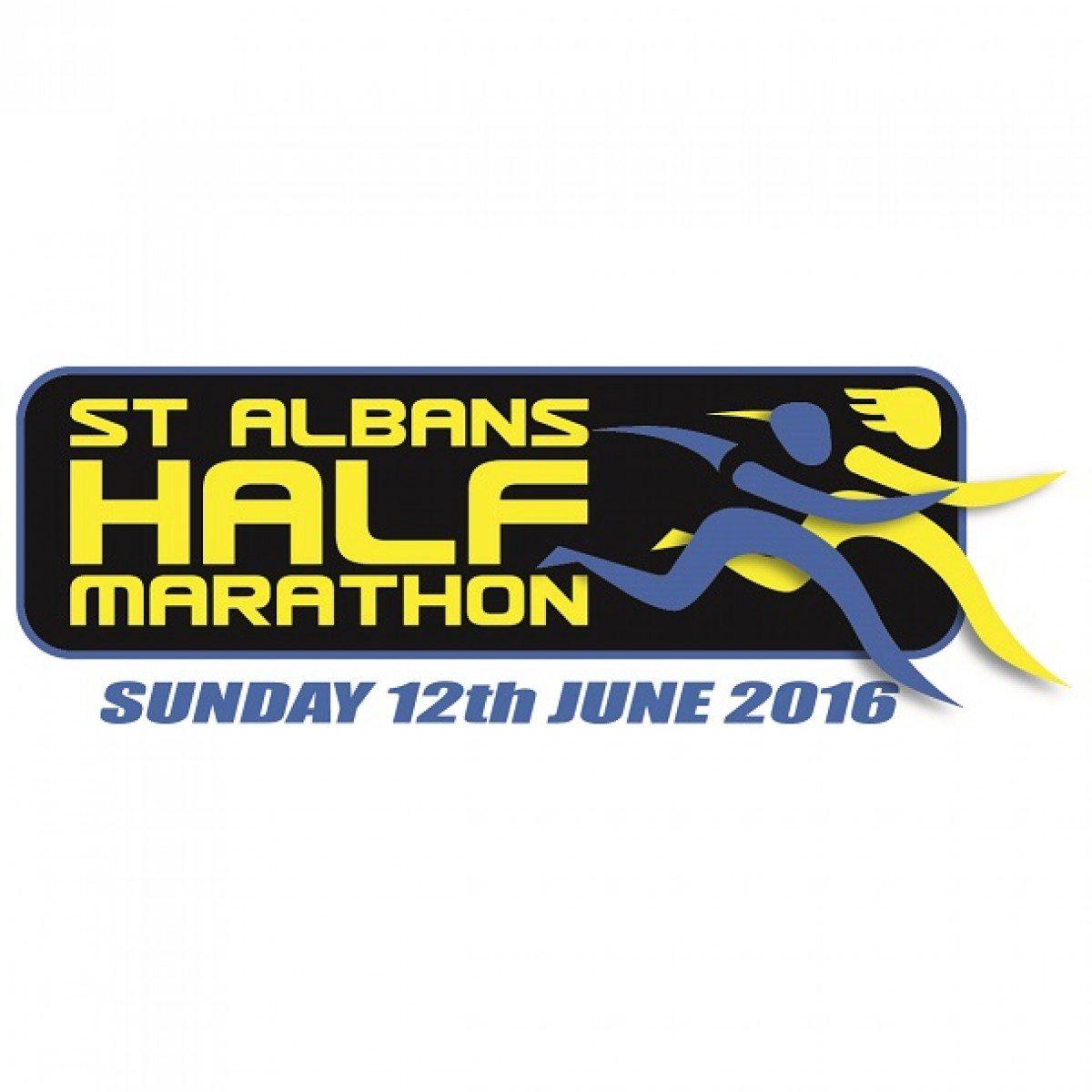 St Albans Half Marathon's logo