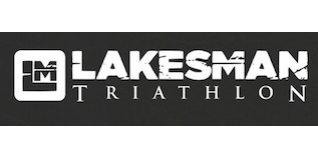 The Lakesman Triathlon's logo