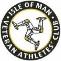 Isle of Man Veteran Athletes' Club's logo