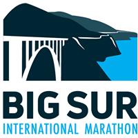 Big Sur International Marathon's logo