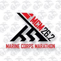 Marine Corps Marathon's logo