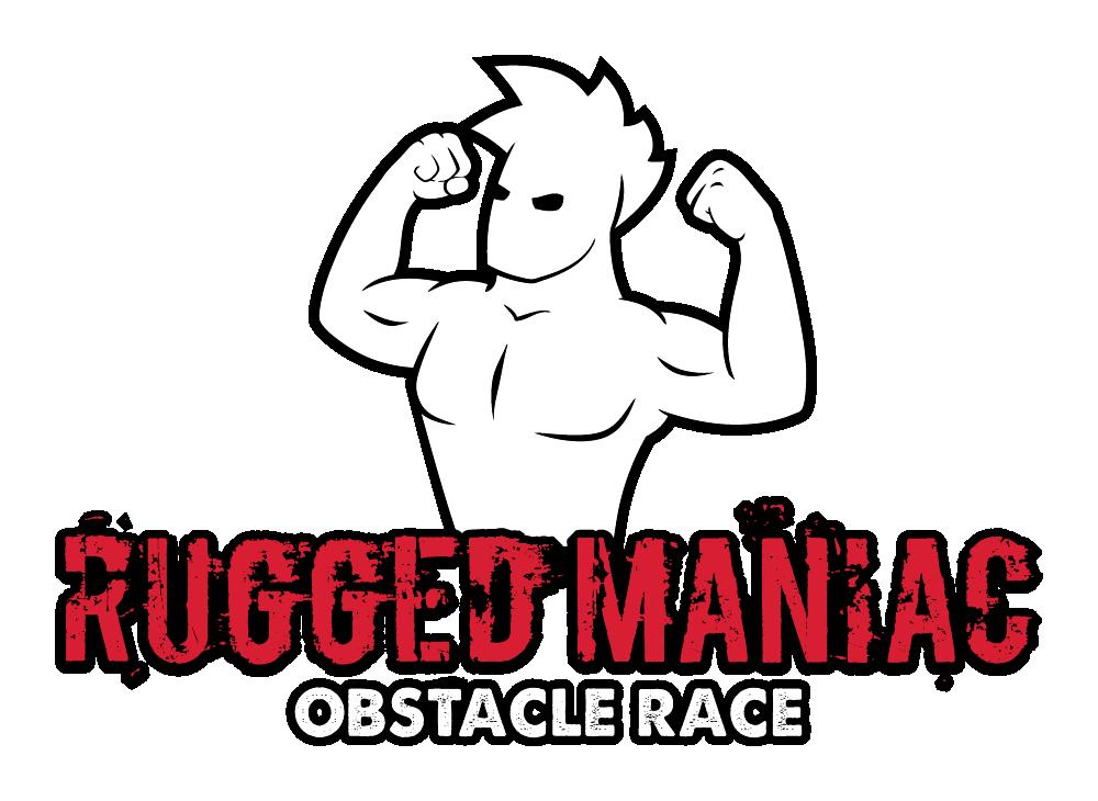 Rugged Maniac's logo