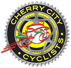 Cherry City Cyclists's logo