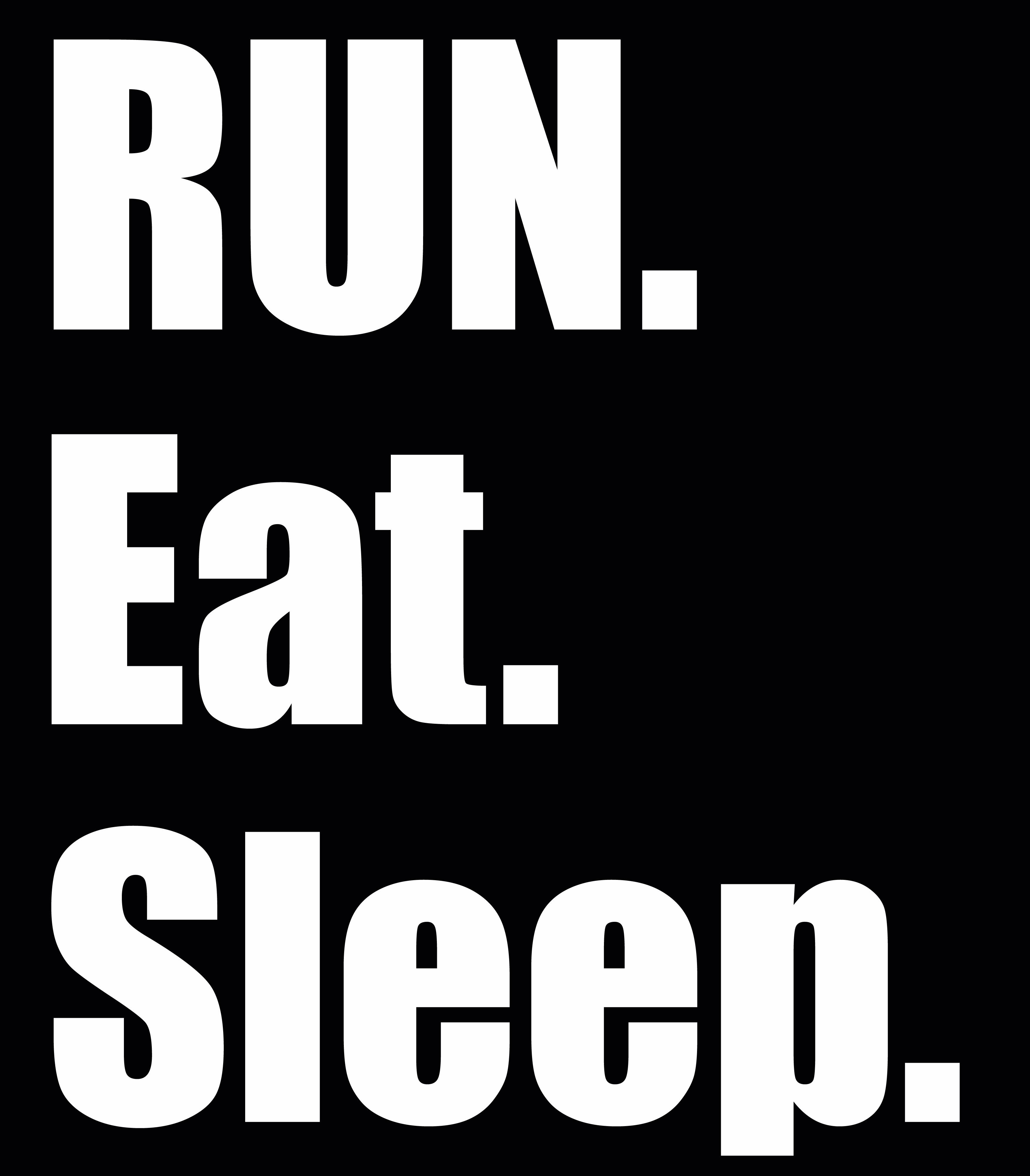 Run Eat Sleep's logo