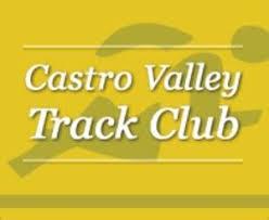 Castro Valley Track Club's logo