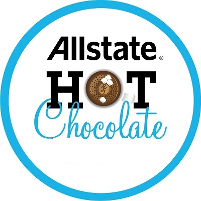 Allstate Hot Chocolate's logo
