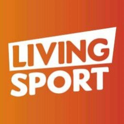 Living Sport's logo