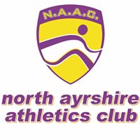North Ayrshire Athletics Club (NAAC)'s logo