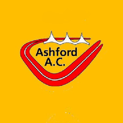 Ashford AC's logo