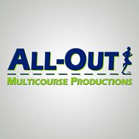 All-Out Multicourse Productions's logo