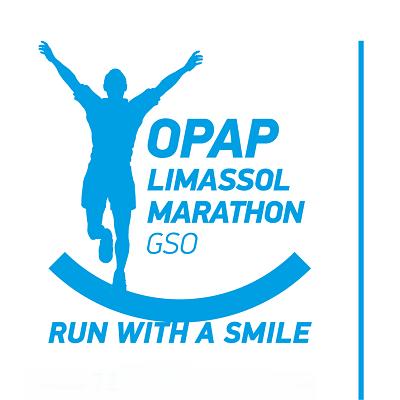 OPAP Limassol Marathon's logo